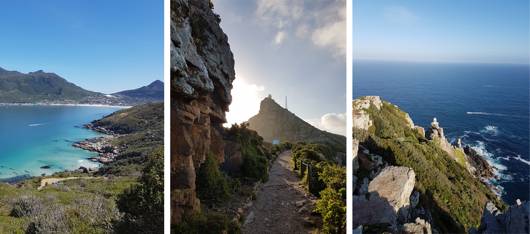 Hiking Trails at Cape of Good Hope and Chapman's Peak Drive